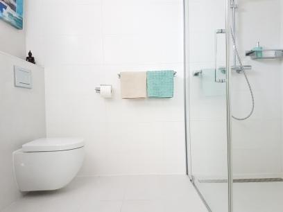 Ensuite badkamer